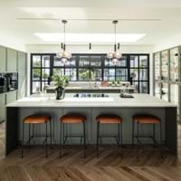 Puroform Casa Arbequina Kitchen Spain 2